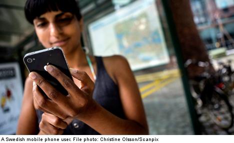 EU roaming ban to up Swedes' phone bills