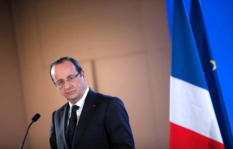 Hollande: Roma girl can come back to France