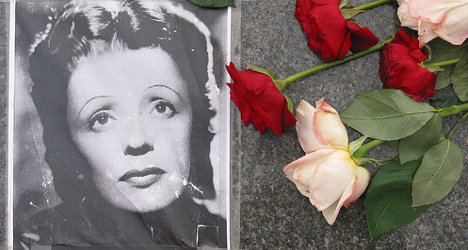 Paris to remember Edith Piaf 50 years on