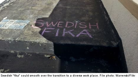 JOBTALK Seven reasons Swedes should employ immigrants