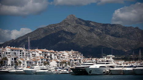 50 sentenced in Marbella property scandal
