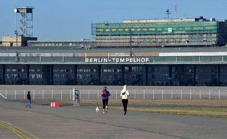 Berlin Airlift site touted as tech start-up hub