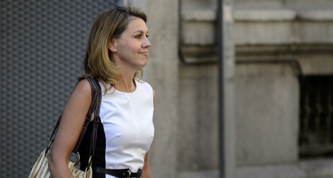 'I didn't receive illegal bonuses from Bárcenas'