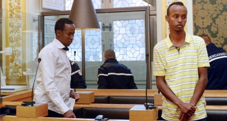 Somali pirates on trial in France over hijacking