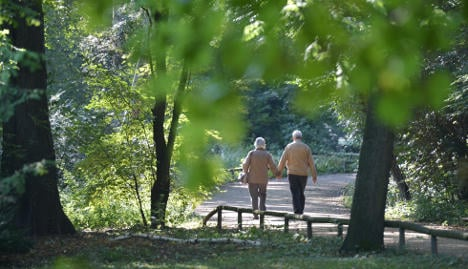 Germany 'third best place to grow old'