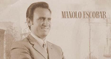 'Y Viva España' singer Manolo Escobar dies