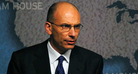 Letta tipped to defeat Berlusconi challenge