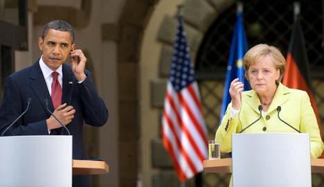 Obama was aware of Merkel spying: Report