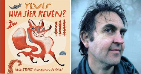 Ylvis to release 'The Fox' children's book