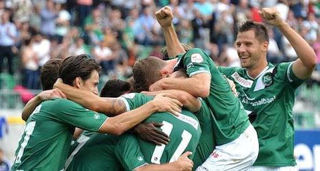 St. Gallen tackles upset winners Swansea