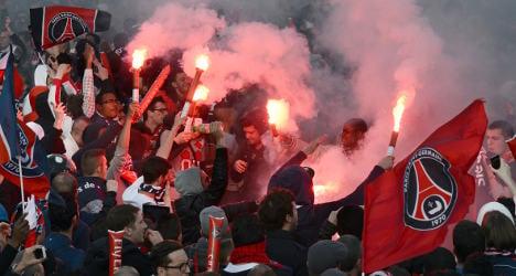 Violence fears ahead of PSG Anderlecht clash