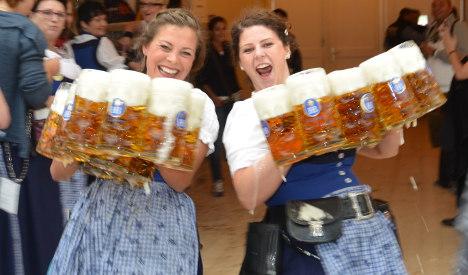 Drinkers get thirstier as beer sales increase