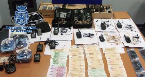 Police pull plug on listening device cheats