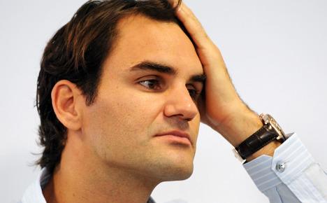 Federer talks up Chinese men's tennis prospects