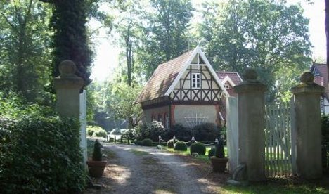 A country estate in Lower Saxony