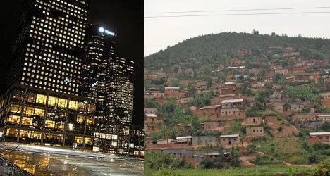 Doing business easier in Rwanda than in Spain