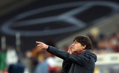 Joachim Löw keen on Swede revenge