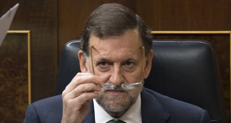 Spanish PM escapes corruption case call-up
