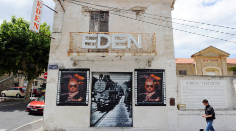 World's oldest cinema to reopen in France