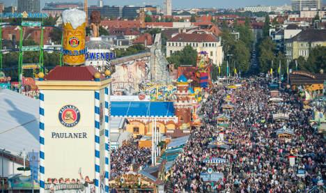 Sexual assaults double at Munich's Oktoberfest