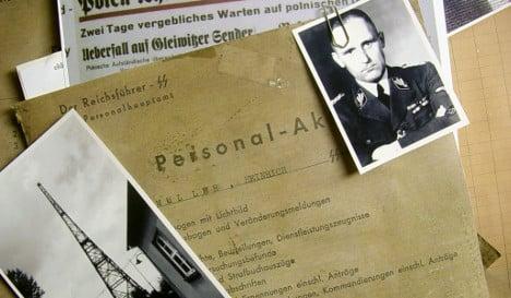 Gestapo chief buried in Jewish cemetery