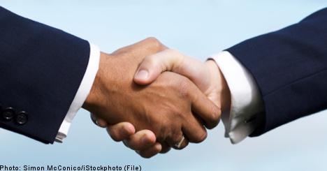 'Golden handshake' vote divides Swedish MPs