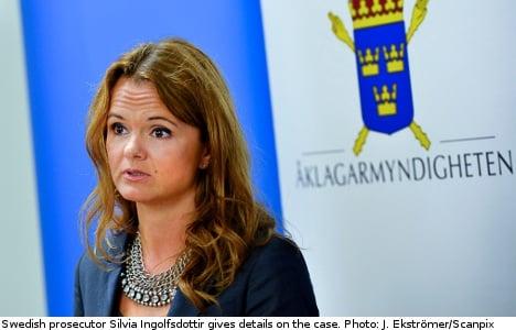 Swedish 'sadist pimp' charged with six rapes