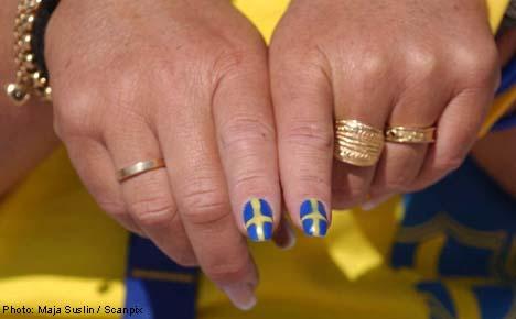 Swedish nail salons selling 'work permits'