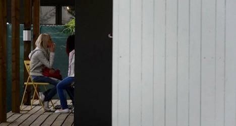 Zurich officials judge 'sex boxes' an initial success