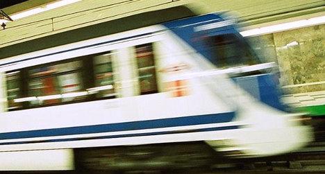 Expat au pair kills two in Madrid Metro crash