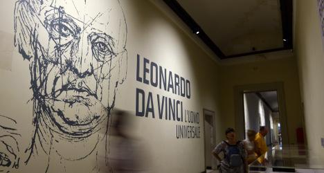 Leonardo da Vinci canvas 'found' in Swiss bank