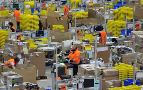 German trade surplus widened in August