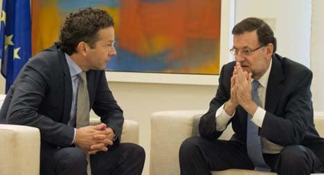 'Spain has turned a corner': Eurogroup chief