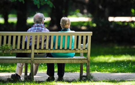 Poor pensions frighten half of Germans