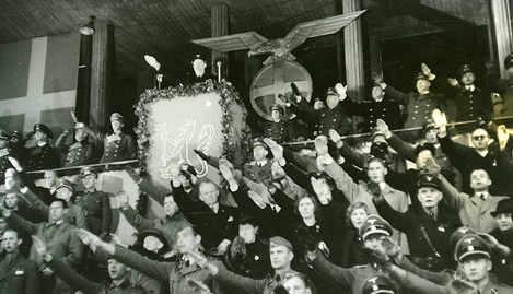 'Bodies hung like rag dolls': Norway SS man