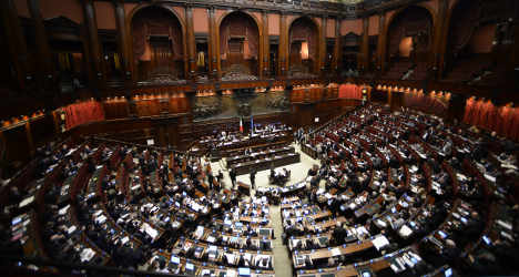 Italy moves to abolish political party funding
