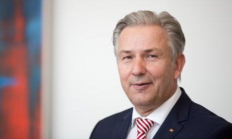 Berlin's mayor to leave party leadership
