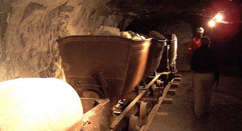 Norway man looted heritage silver mines