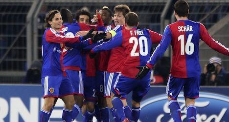 Basel keeps Champions League hopes alive