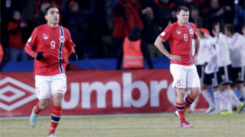 Norway drops out of Fifa top 50