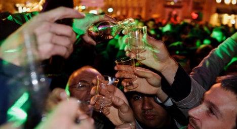 France welcomes 2013 Beaujolais Nouveau