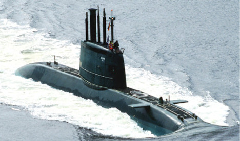 Poland gives thumbs down to German subs