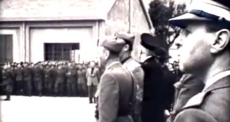 Italian war veteran finds himself on YouTube