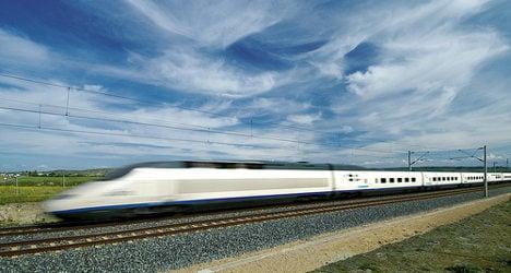 Barcelona to Paris fast train set for launch