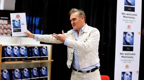 Morrissey Nobel concert choice irks Norway