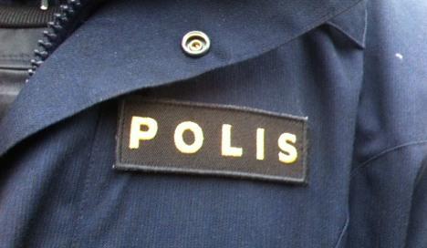 Police use stun grenades to take woman's child