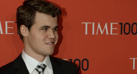 Carlsen: Norway's chess superstar