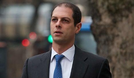 Ex-Credit Suisse trader gets 30 months in jail