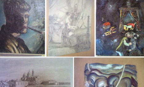 Gurlitt to get paintings from Nazi art trove back