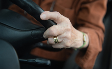 Pensioner hits six cars and wife in parking fiasco